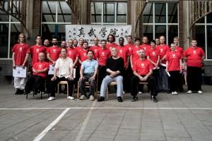 Zhen Wu Camp 2015