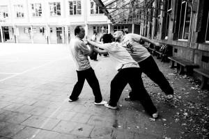Tongbei Training 2015 (Fotograf: Tim Lebacq)