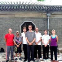 Bagua Zhang Gruppe aus Beijing